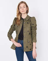 Veronica Beard Lewis Safari Jacket