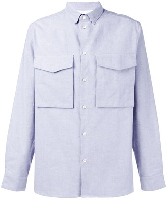 Natural Selection Lambeth boxy shirt