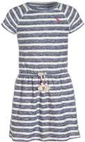 Abercrombie & Fitch EASY Jumper dress navy/white