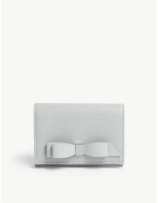 Ted Baker Leonyy leather mini purse