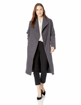 The Fifth Label Women's Offside Long Duster Coat with Tie at Waist