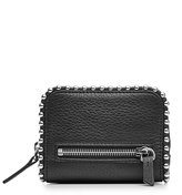 Alexander Wang Embellished Leather Wallet