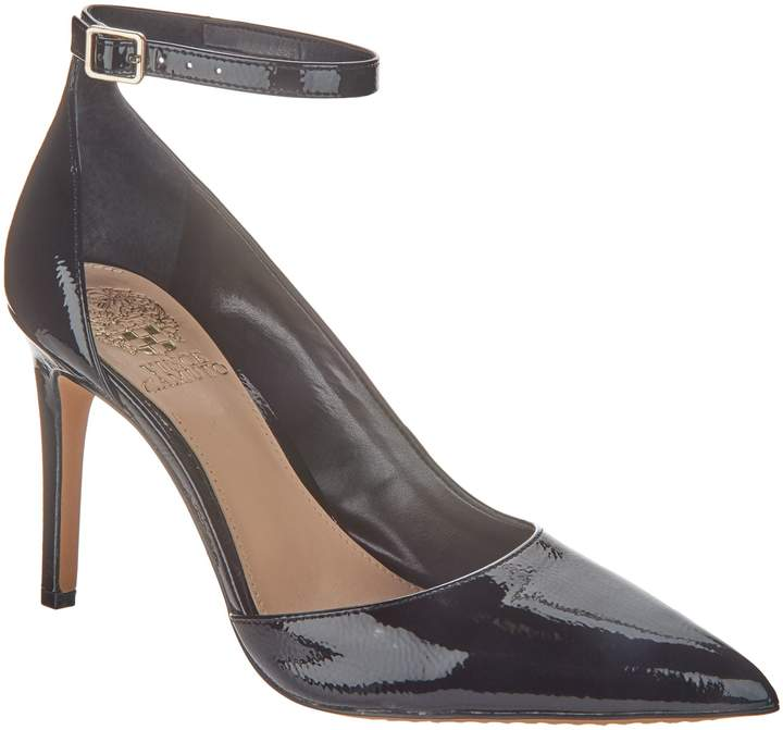 3b0c2a790baa Leopard Ankle Strap Pumps - ShopStyle
