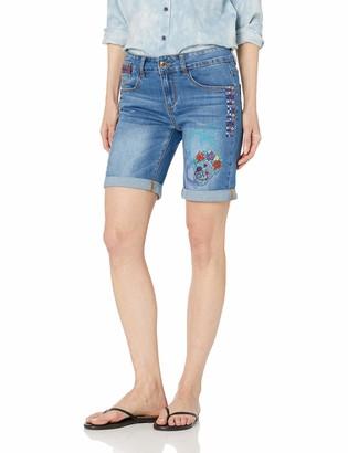 Desigual Women's Catrina Jeans