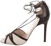 LK Bennett Leather Adriana Sandals