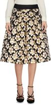 Lm Lulu Knee length skirts