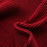Design House Stockholm fleece throw - red