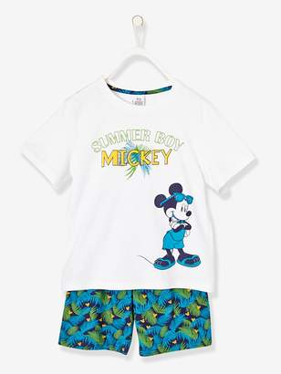 Vertbaudet Boys' Printed Mickey Mouse Pyjamas