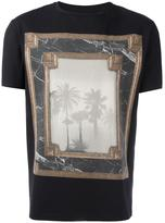 Versus painting print T-shirt