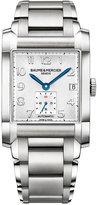 Baume & Mercier Men's Swiss Automatic Hampton Stainless Steel Bracelet Watch 32x45mm M0A10047