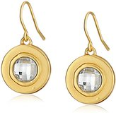 Karen Kane Cabo Disc Drop Earrings