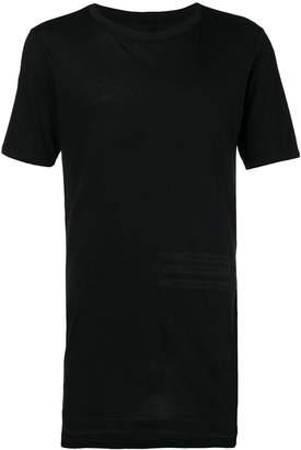 Unravel Project tonal faded print T-shirt