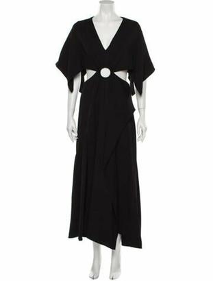 3.1 Phillip Lim 2019 Long Dress w/ Tags Black