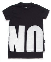 Nununu Toddler Girl's No High/low Tee