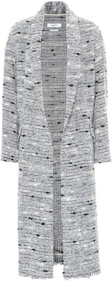 Etoile Isabel Marant Faby tweed coat