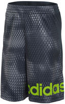 adidas Athletic-Fit Tech Shorts - Preschool Boys 4-7