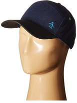 Original Penguin Melton Wool Baseball Cap