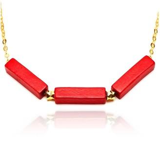 Daixa Somed Carmesi Necklace
