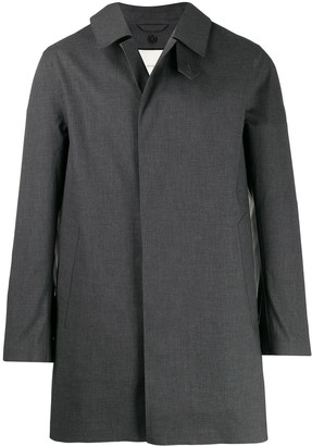 MACKINTOSH Dunoon cotton short coat