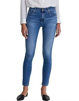 AG Adriano Goldschmied Farrah High Rise Skinny Jean