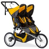 BOB Strollers 2016 Ironman Duallie Jogging Stroller - Yellow