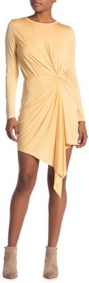 Yumi Twist Front Dress