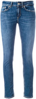 Dondup cropped skinny jeans - women - Cotton/Spandex/Elastane - 25