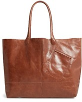 Hobo Rozanne Leather Tote - Brown