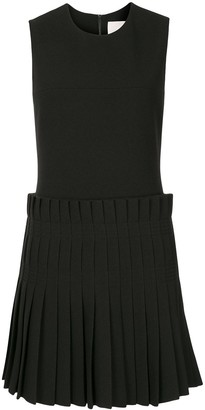 Dion Lee Pleated Skirt Dress