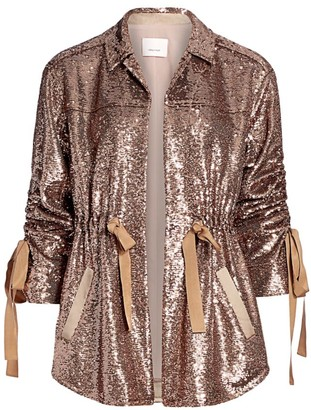 Cinq à Sept Mathieu Sequin Jacket