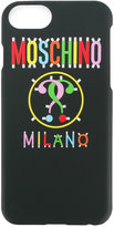 Moschino logo iPhone 6 case - women - PVC - One Size