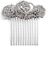 Tasha Rosie Posie Crystal Comb