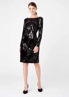 Hobbs Sawyer Sequin Dress