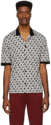 Dolce & Gabbana Black and White Shirt