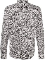Paul Smith animal print shirt