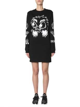 McQ cotton jersey dress