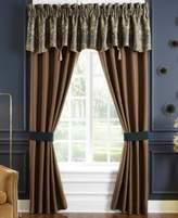 "Croscill Cadeau 82"" x 84"" Pole Top Pair of Window Panels"