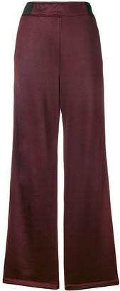 Alexander Wang Side Button Stripe Trousers