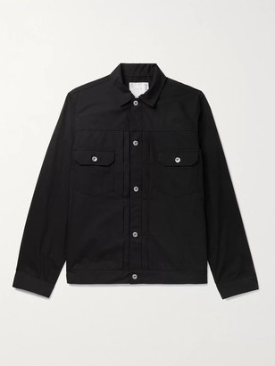 Sacai Cotton Blouson Jacket