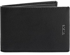 Tumi Nassau Leather Billfold Wallet