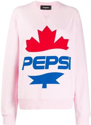 DSQUARED2 x Pepsi #D2XPEPSI sweatshirt