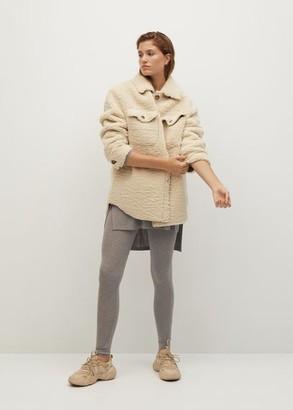 MANGO Knit leggings