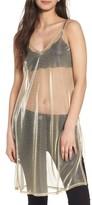 Ten Sixty Sherman Women's Mesh Tunic Camisole