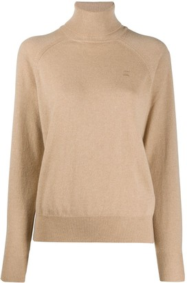 Maison Margiela Roll-Neck Cashmere Jumper