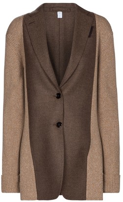 Burberry Wool and cashmere blazer