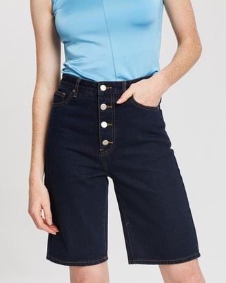 Georgia Alice Denim Shorts