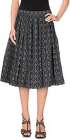 Trou Aux Biches Knee length skirts