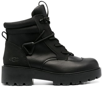 UGG Tioga lace-up boots