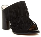 French Connection Uriah Fringe Mule