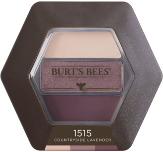 Burt's Bees 100% Natural Eyeshadow Trio - Countryside Lavender